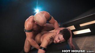 Hot Mixed Raced Boys Sean Zevran & Beaux Banks Fuck Nice!
