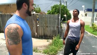 THUG HUNTER – Black Thug Sean Xavier Lawrence vs. White Bear Spencer Reed