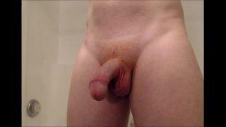 Thicc Penis Ginger Boner Cums