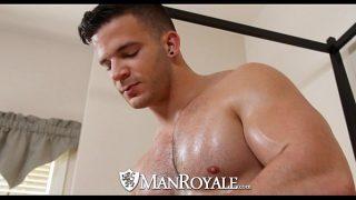 ManRoyale – Angel Rock Jack Hammers Hot Twink Ass