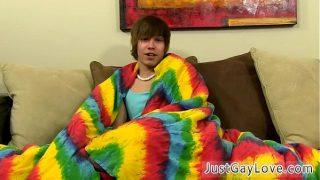 Twink swim meet gay porn Nineteen year old Scott Alexander is our